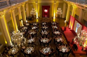 Gala dinner photography London