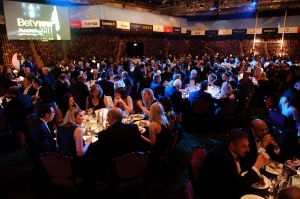 Corporate dinner at Grosvenor House