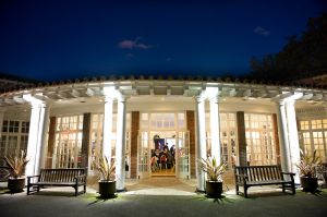 Night photography for event at London Zoo
