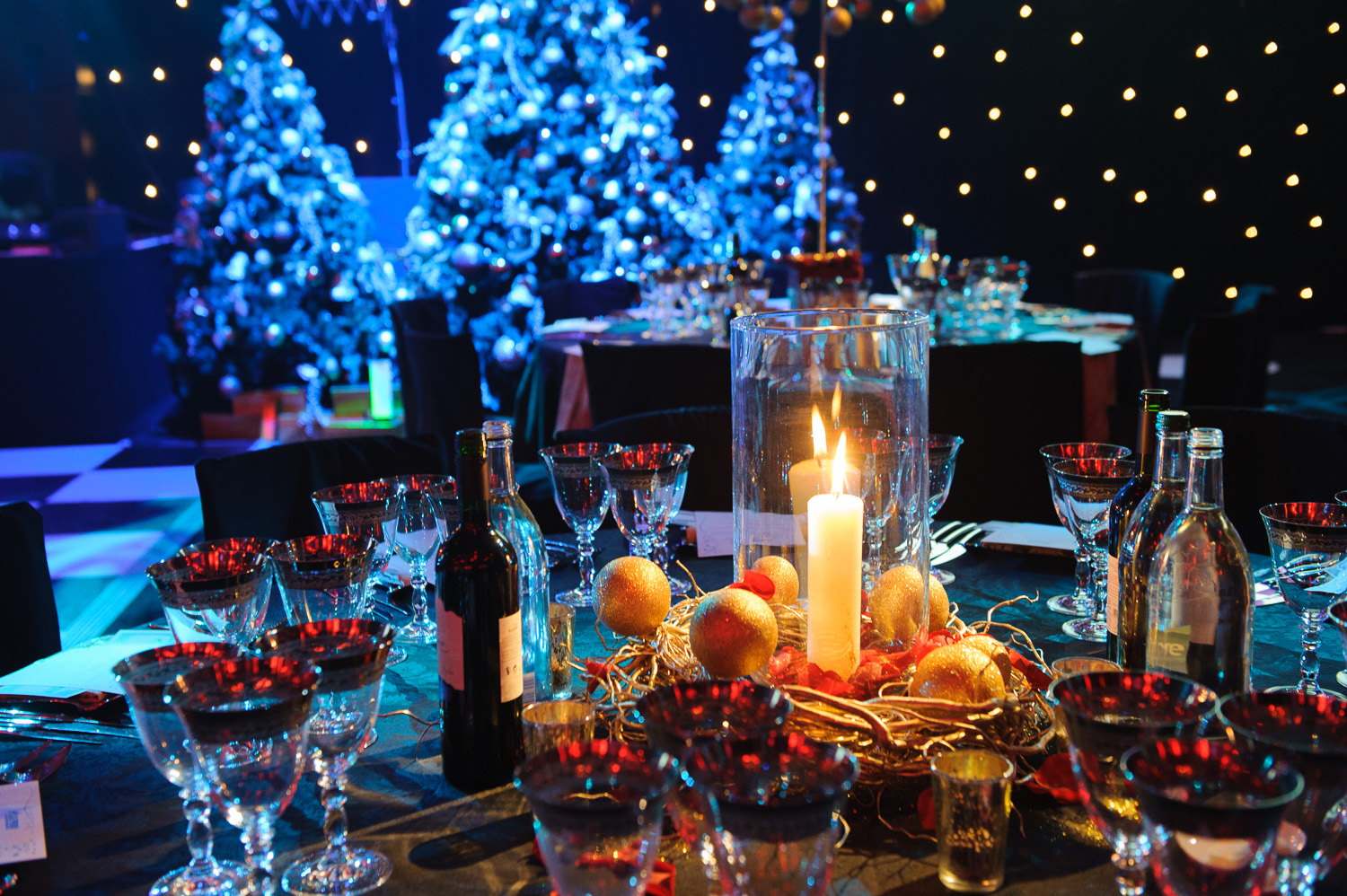 christmas party events ideas