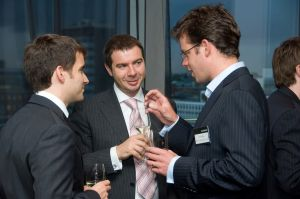 We are corporate event photographers in London