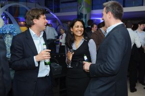 Reportage photography for corporate parties